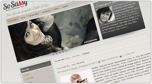 Joomla-Hair-Salon-Templates